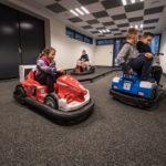 La Tête à l'Envers Val Cenis plaine de jeux parc aventure indoor Haute Maurienne Vanoise Savoie Photo Alban Pernet Restaurant Mini karting